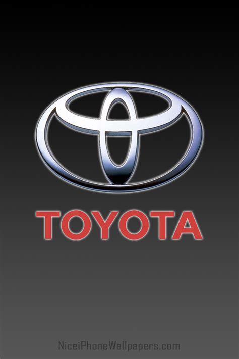 toyota logo wallpaper wallpapersafari