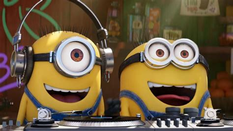 despicable   trailer  minions