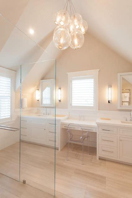 Houzz Bathroom Colors by Jetties House Style Bathroom Boston By Chip