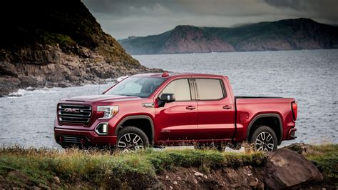 gmc sierra denali shows   stuff  newfoundland