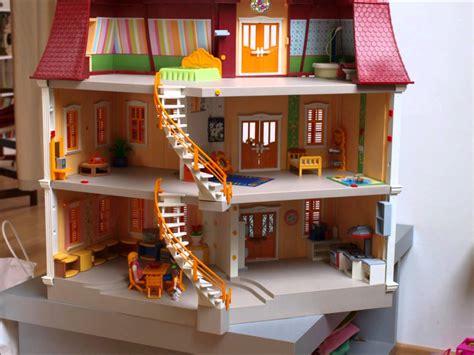 la maison de cagne playmobil une journ 233 e dans la grande maison des playmobil