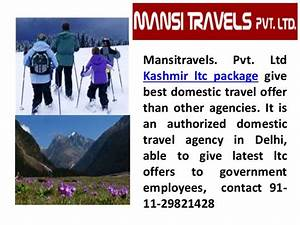 best kashmir honeymoon packages from mumbai With travel agent honeymoon packages