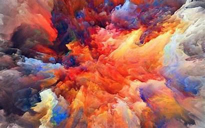 Paint Pattern Soft Explosion Papers Wallpapers Desktop