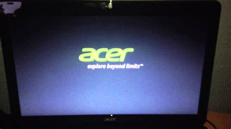 Cer Boat by Acer Aspire E1 531 Boot