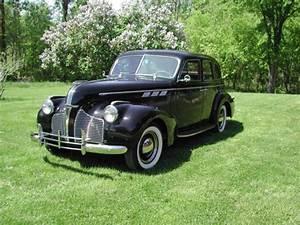 1940 Pontiac Deluxe 8 Sedan For Sale In Oxford  Michigan