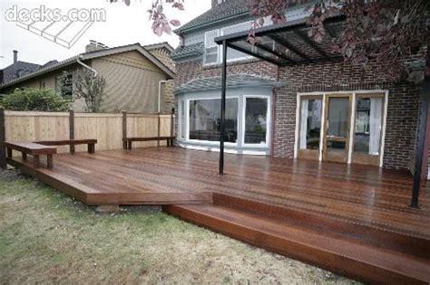 salem oregon landscape companies deck design  elevation