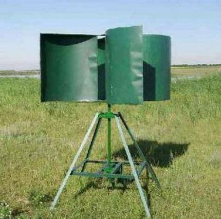 Ветрогенератор своими руками как сделать простой эффективный генератор