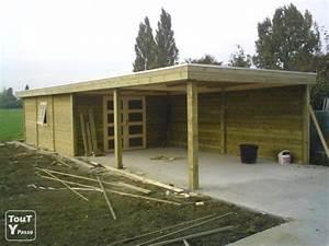 Abri De Terrasse : abri de jardin moderne terrasse couverte rumes la ~ Premium-room.com Idées de Décoration