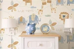 Baby Tapete Mädchen : tapeten kinderzimmer baby ~ Michelbontemps.com Haus und Dekorationen