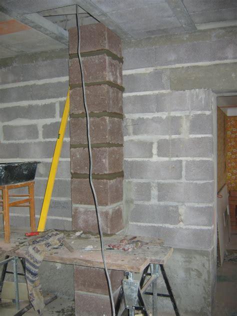 comment monter un mur monter un mur en brique maison design goflah