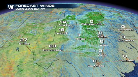 mexico texas winds wind forecast