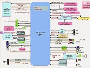 Diagram Block Tv Lcd Sebagai Referensi Dasar  Analisis