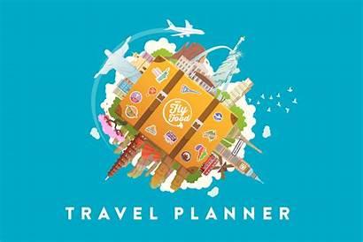 Travel Planner Plan Trip Fly Willflyforfood