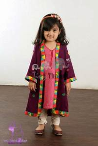 Pakistani fashion for girls 2013 - kids frocks Pakistani ...