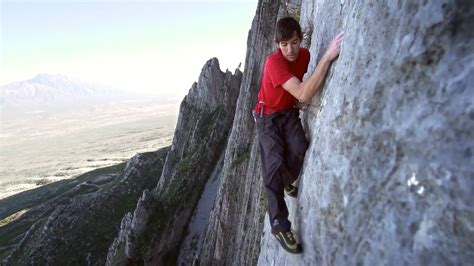 Deathdefying Rock Climber's Feat Will Take Your Breath