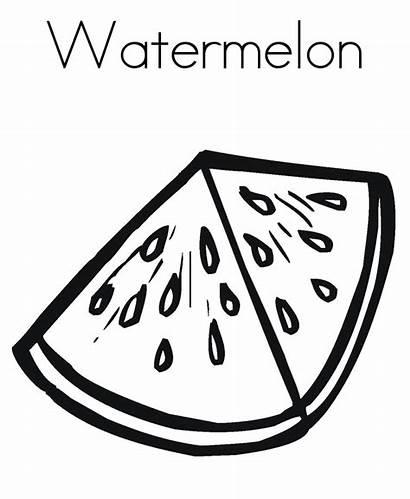Coloring Pages Preschool Summer Worksheets Sheets Fruit