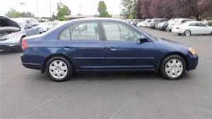 Honda Civic 2002 : 2002 honda civic navy blue stock 730916 youtube ~ Dallasstarsshop.com Idées de Décoration