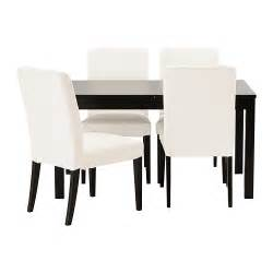 bjursta henriksdal table and 4 chairs ikea