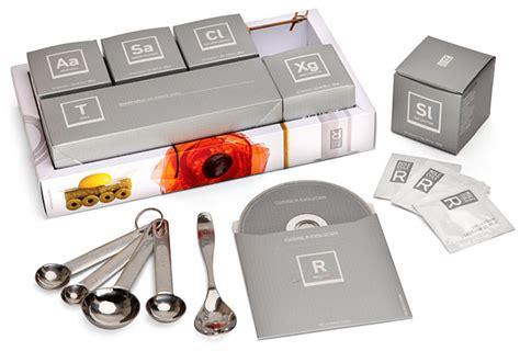 molecular gastronomy kit cuisine molecular cuisine starter kit thinkgeek