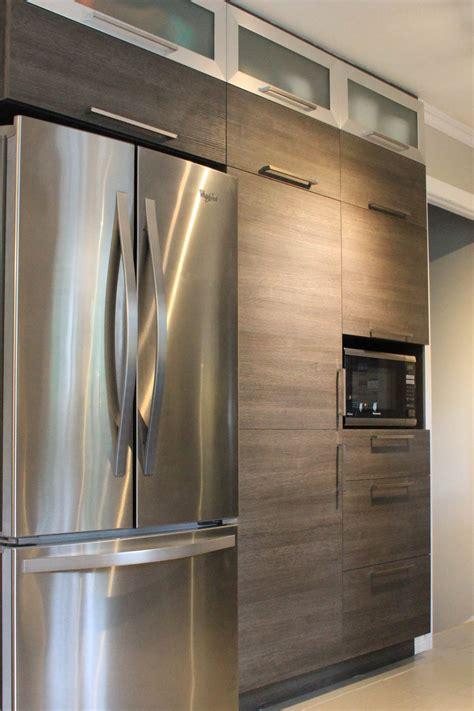 photo cuisine grise armoire de cuisine gris 4789