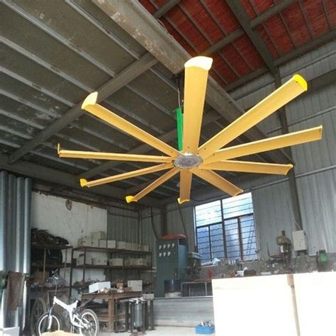 Hvls Ceiling Fans India by Hvls Fans In Chandigarh Industrial Area Mohali