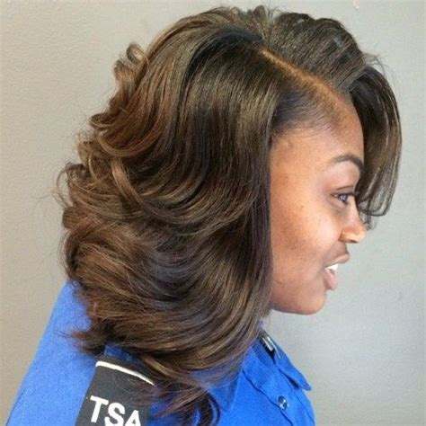 Sew In Layered Bob Hairstyles by 17 Best Images About Hair Nails And Make Up On