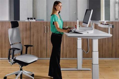 bureau pour travailler debout le bureau debout fait des émules