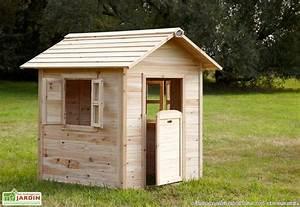 Maison Pour Enfant En Bois : maison enfant bois noa playhouse noa axi ~ Premium-room.com Idées de Décoration