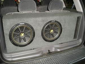 Mercury Mountaineer Sub Box Mercury Mountaineer Subwoofer Box
