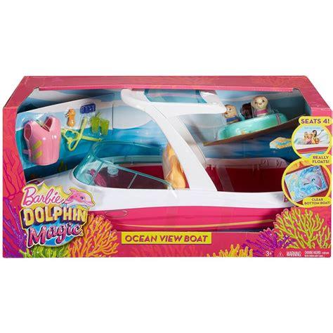 Imagenes De Barcos De Barbie by Barbie Golfinhos M 225 Gicos Barco De Aventuras Fbd82 Mattel