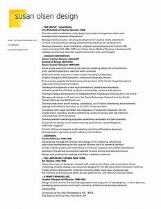 95 Sample Resume For Graphic Artist Senior Graphic