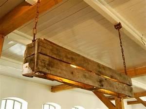 Lampe En Palette : esty lampe palette pallets pinterest diy wood home and pallets ~ Voncanada.com Idées de Décoration