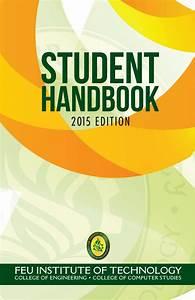 Student Handbook 2016 By Feu Tech