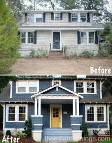 17 best ideas about blue house exteriors on