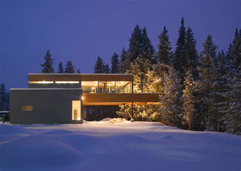 ferienhaus  colorado ist modern mountain chic