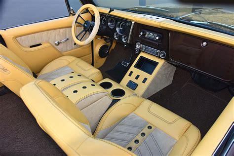 Tmi's Super Sexy 1970 Chevy Blazer Built For Sema