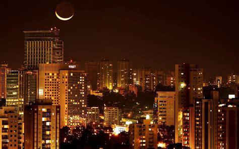 Permalink to Wallpaper City Night Lights