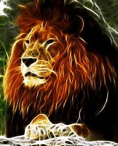 Animated Roaring Lion Auto Design Tech