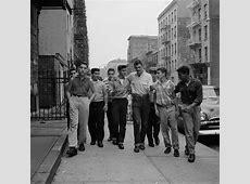 The Boys Brotherhood Republic Tear Up New York City 1955