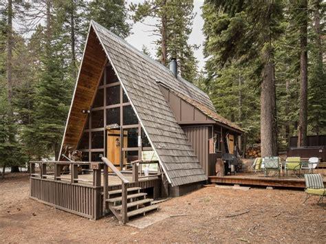 a frame homes carnelian bay a frame vacation cabin