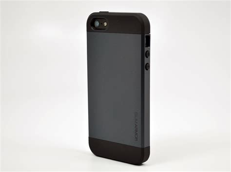 iphone 5 cases spigen slim armor iphone 5 review