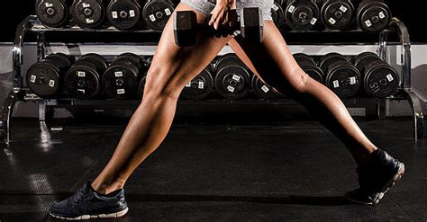 dumbbell workout  strength training  legs