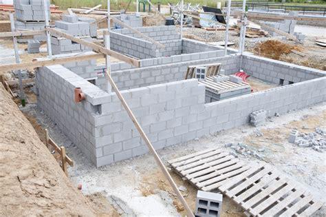faire maison fondation maison comment faire les fondations de votre maison