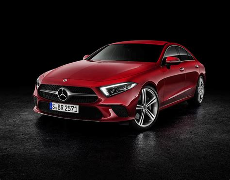 Mercedes Cls 2018 Revealed In Pictures  Pictures Pics