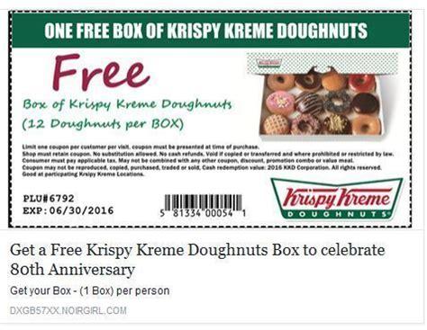 National Donut Day: Krispy Kreme Facebook coupon is bogus ...