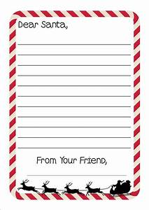 Santa Writing Paper Graduate Statement Of Purpose Free Christmas