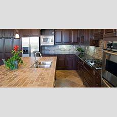 Tiled Kitchen Worktops Pros & Cons  Tile Mountain