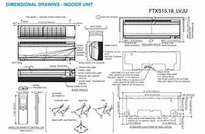 daikin mini split wiring diagram mini auto wiring diagram With daikin split system wiring diagram