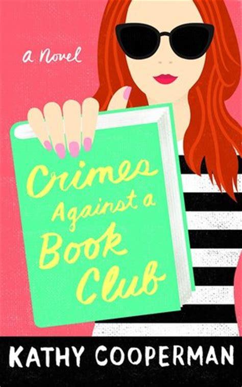 crimes   book club  kathy cooperman