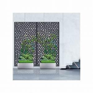 pack panneau decoratif mosaic vertical supplementaire sur With meubles pour petits espaces 8 claustra decoratif en metal